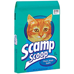 scamp cat litter