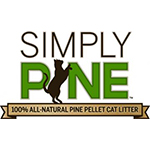 simply pine cat litter