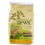 yesterdays news cat litter