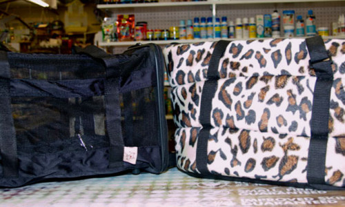 soft pet carriers